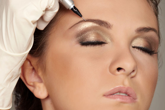 Schoonheidsinstituut Julie - Permanente-make-up